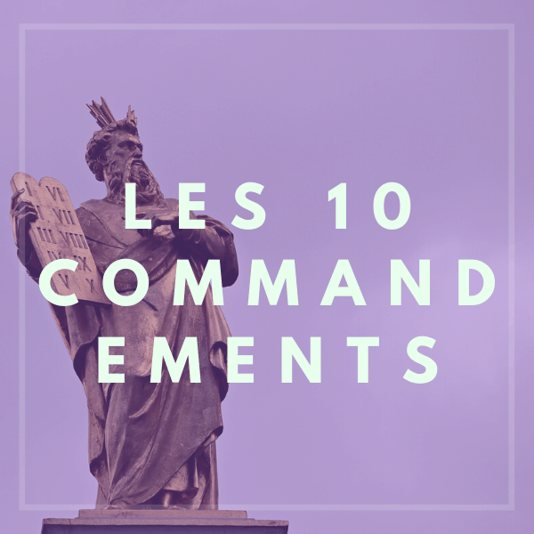 Les 10 commandements de la communication digitale