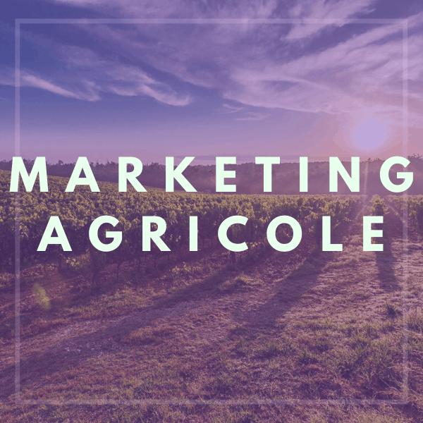 Communication des professions agricoles et viticoles