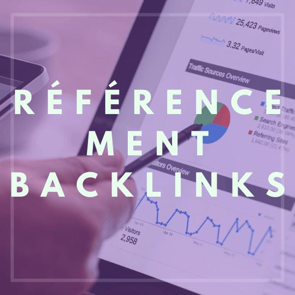 Référencement de votre site internet et backlinks