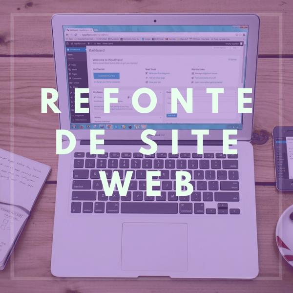 Faire une refonte de votre site internet sans perdre en référencement